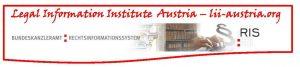 Legal Information Institute  Austria Logo klein